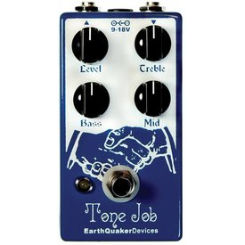 EarthQuaker Devices Earthquaker Devices Tone Job V2 EQ & Booster