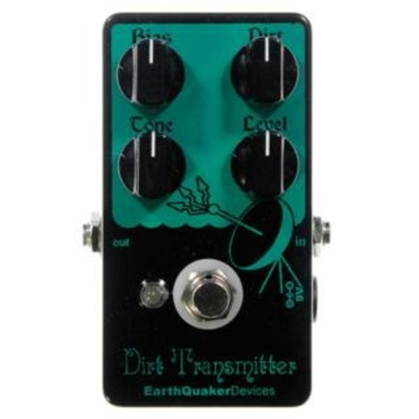 EarthQuaker Devices Earthquaker Devices Dirt Transmitter Fuzz Driver