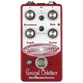 EarthQuaker Devices Earthquaker Devices Grand Orbiter V2 Phase Machine