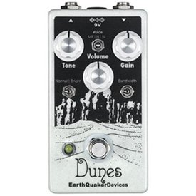 EarthQuaker Devices Earthquaker Devices Dunes V3 Mini Mega Ultimate Overdrive