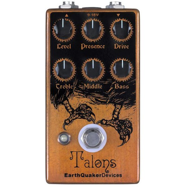 EarthQuaker Devices Earthquaker Devices Talons High Gain Overdrive