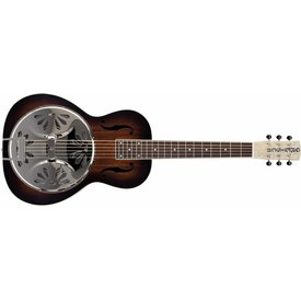 Gretsch Guitars Gretsch G9230 Bobtail Square-Neck A.E., Mahogany Body Spider Cone Resonator Guitar, Fishman Nashville Resonator Pickup, 2-Color Sunburst