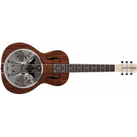 Gretsch Guitars Gretsch G9210 Boxcar Square-Neck, Mahogany Body Resonator Guitar, Natural