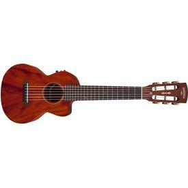 Gretsch Guitars Gretsch G9126-A.C.E. Guitar-Ukulele, Acoustic-Cutaway-Electric with Gig Bag, Fishman Kula Pickup, Honey Mahogany Stain