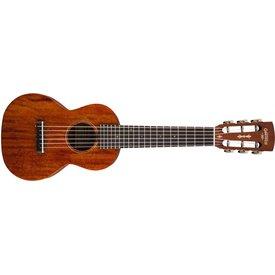Gretsch Guitars Gretsch G9126 Guitar-Ukulele with Gig Bag, Tenor, Honey Mahogany Stain