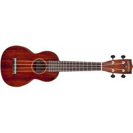 Gretsch Guitars Gretsch G9100 Soprano Standard Ukulele with Gig Bag, Vintage Mahogany Stain