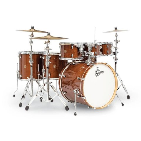 Gretsch Drums Catalina Maple 6-Pc Shell Pack Walnut Glaze