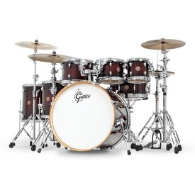 Gretsch Drums Gretsch Drums Catalina Maple 6-Pc Shell Pack Deep Cherry Burst