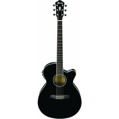 Ibanez AEG10IIBK AE Acoustic Electric Guitar Black