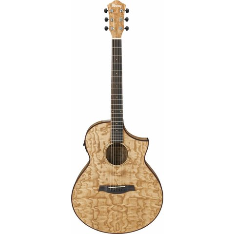 Ibanez AEW40ASNT AEW Ash Acoustic Electric Guitar