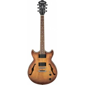 Ibanez Ibanez AM53TF Artcore Semi-Hollowbody Electric Guitar Flat Tobacco