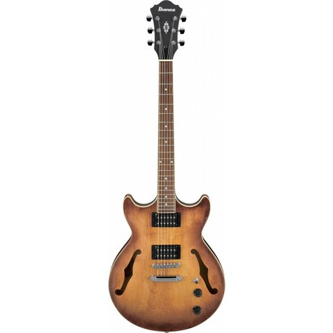 Ibanez AM53TF Artcore Semi-Hollowbody Electric Guitar Flat Tobacco