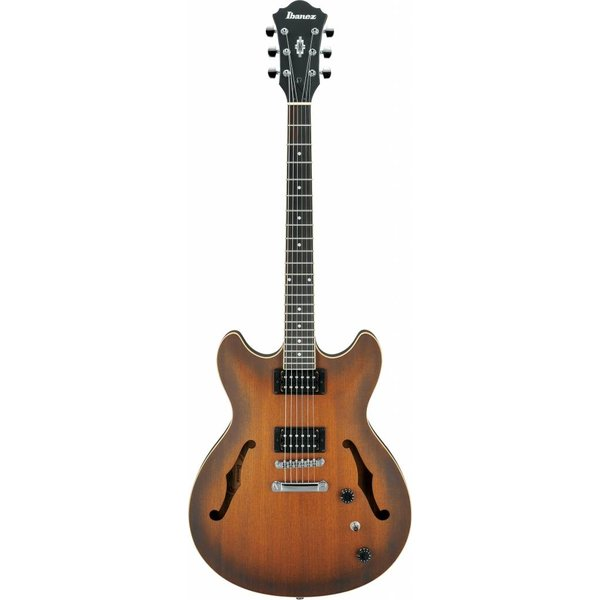 Ibanez Ibanez AS53TF Artcore Semi-Hollowbody Electric Guitar Tobacco Burst w/ Case