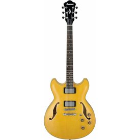 Ibanez Ibanez AS73AA Artcore Semi-Hollowbody Electric Guitar Antique Amber w/ Case