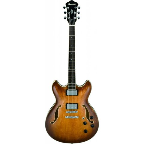 Ibanez AS73TBC Artcore Semi-Hollowbody Electric Guitar Tobacco Brown