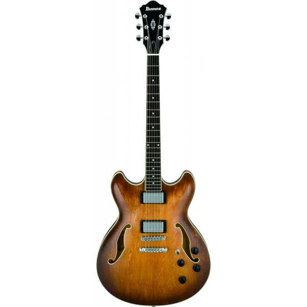 Ibanez Ibanez AS73TBC Artcore Semi-Hollowbody Electric Guitar Tobacco Brown