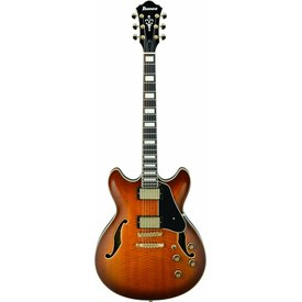 Ibanez Ibanez AS93VLS Artcore Semi-Hollowbody Electric Guitar Violin Sunburst