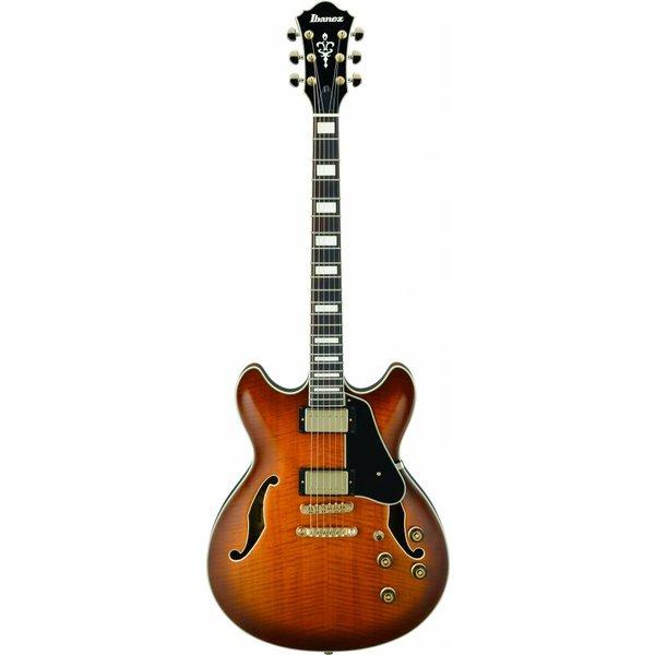 Ibanez Ibanez AS93VLS Artcore Semi-Hollowbody Electric Guitar Violin Sunburst