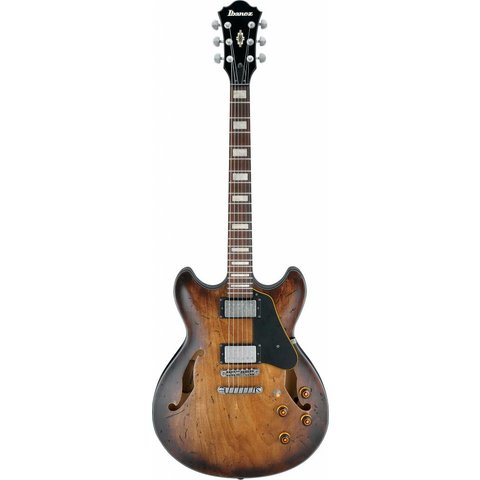 Ibanez ASV10ATCL Artstar Semi-Hollowbody Electric Low Gloss Tobacco Sunburst