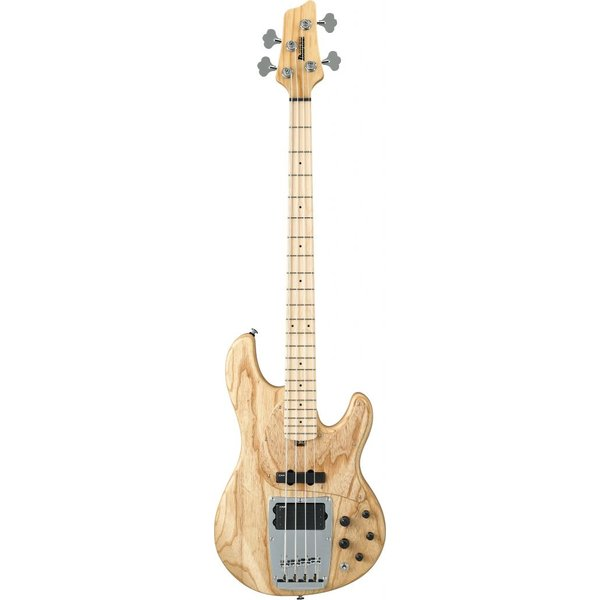 Ibanez Ibanez ATK810ENTF ATK Premium Electric Bass Natural Ash w/Bag