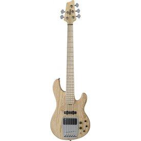 Ibanez Ibanez ATK815ENTF ATK Premium 5-String Electric Bass Natural Ash w/Bag