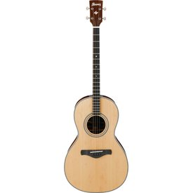 Ibanez Ibanez AVT1NT Artwood 4-String Tenor Acoustic Guitar Natural