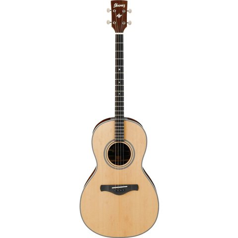 Ibanez AVT1NT Artwood 4-String Tenor Acoustic Guitar Natural