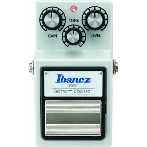 Ibanez BB9 Big Bottom Boost Pedal