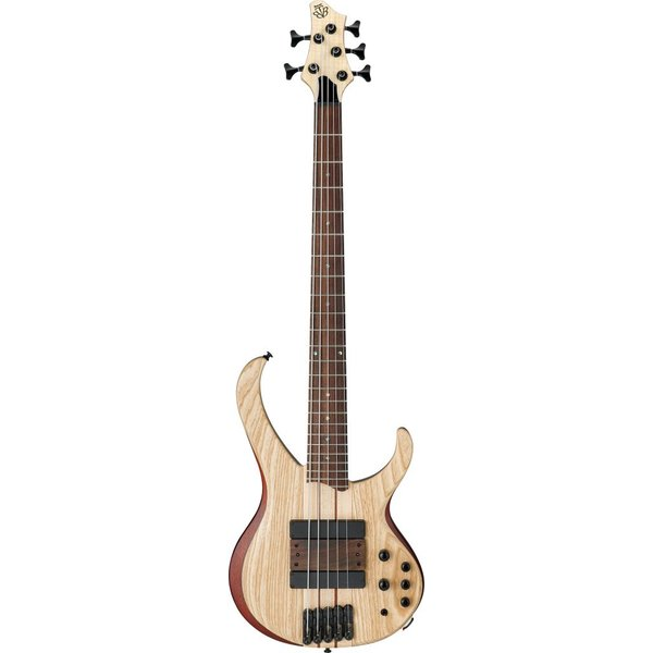 Ibanez Ibanez BTB33NTF BTB 5-String Electric Bass Flat Natural