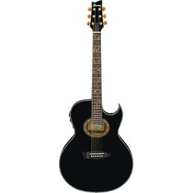 Ibanez Ibanez EP10BP Euphoria Steve Vai Signature Model Acoustic Electric Black Pearl