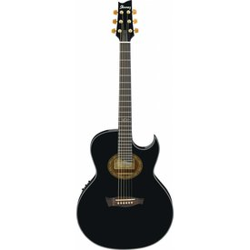Ibanez Ibanez EP5BP Euphoria Steve Vai Signature Model Acoustic Electric Black Pearl