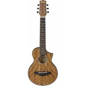 Ibanez Ibanez EWP14OPN EW Piccolo Acoustic Guitar Natural Ovangkol