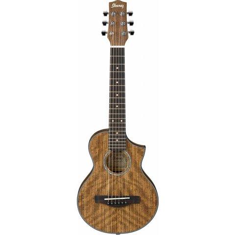 Ibanez EWP14OPN EW Piccolo Acoustic Guitar Natural Ovangkol