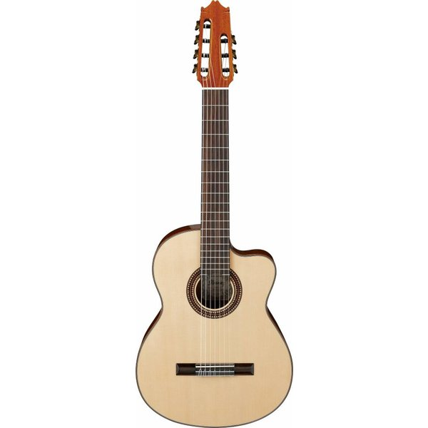 Ibanez Ibanez G207CWCNT CL 7-String Classical Guitar High Gloss Natural
