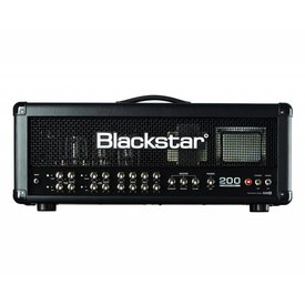Blackstar Blackstar Series 1 200 200 Watt, 4 Channel Tube Head