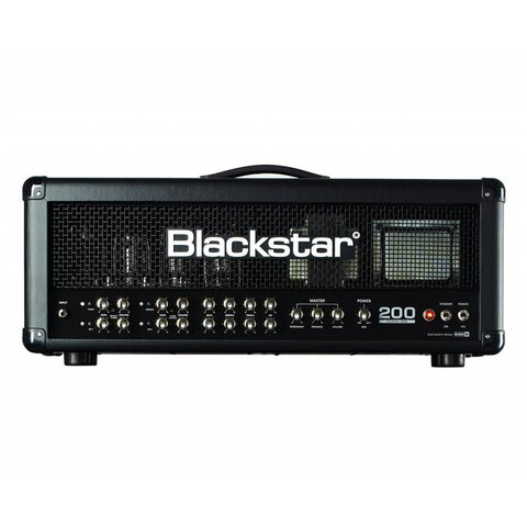 Blackstar Series 1 200 200 Watt, 4 Channel Tube Head