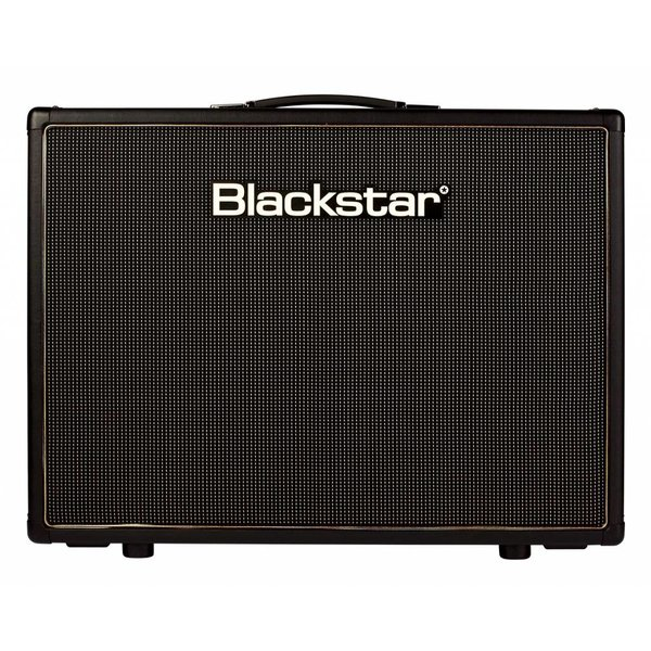 "Blackstar Blackstar HTV212 2 X 12"" Celestion Loaded Cabinet HTV-212"