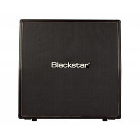 "Blackstar Blackstar HTV412A 4 X 12"" Angled, Celestion Loaded Cabinet HTV-412A"