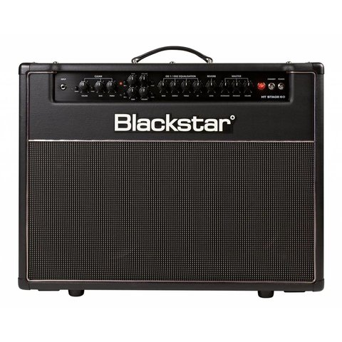 "Blackstar HTSTAGE60C 60 Watt Tube, 2 X 12"" Stage Combo"