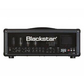 Blackstar Blackstar Series 1 1046L6 100 Watt, 4 ChannelTube Head With 6L6S