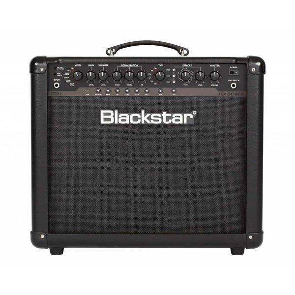 """Blackstar Blackstar ID30 30 Watt 1 X 12"""" Combo W/Effects ID:30TVP"""