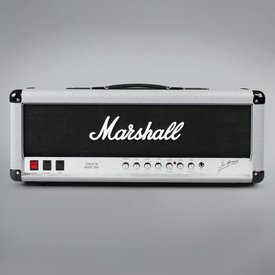 Marshall Marshall 2555X Silver Jubilee Replica 100-Watt Tube Head