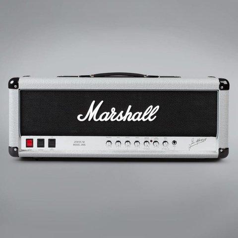 Marshall 2555X Silver Jubilee Replica 100-Watt Tube Head