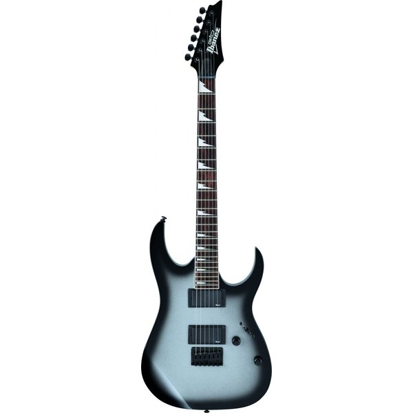 Ibanez Ibanez GRG121DXMGS Gio Electric Guitar Metallic Gray Sunburst