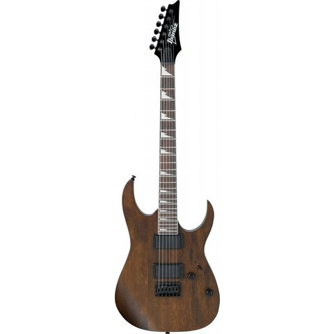 Ibanez GRG121DXWNF Gio Electric Guitar Flat Walnut