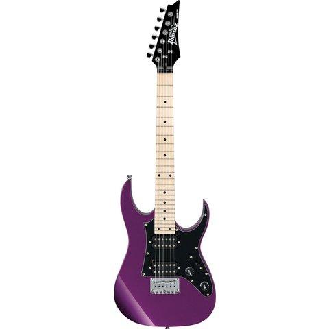 Ibanez GRGM21MMPL Gio Mikro 3/4 Size Electric Guitar Metallic Purple