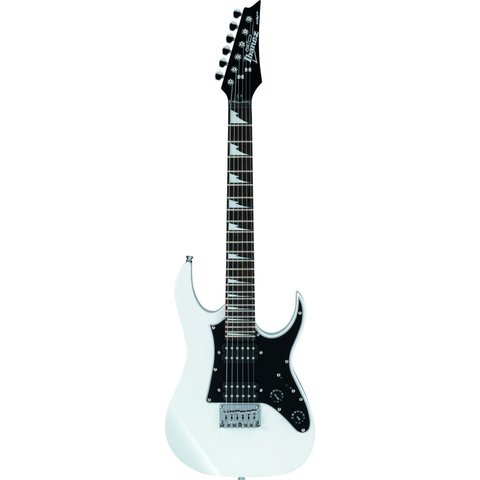 Ibanez GRGM21WH Gio Mikro 3/4 Size Electric Guitar White