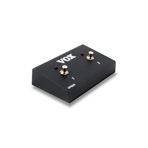 VOX VFS2A 2 Button Footswitch for AC Amplifiers