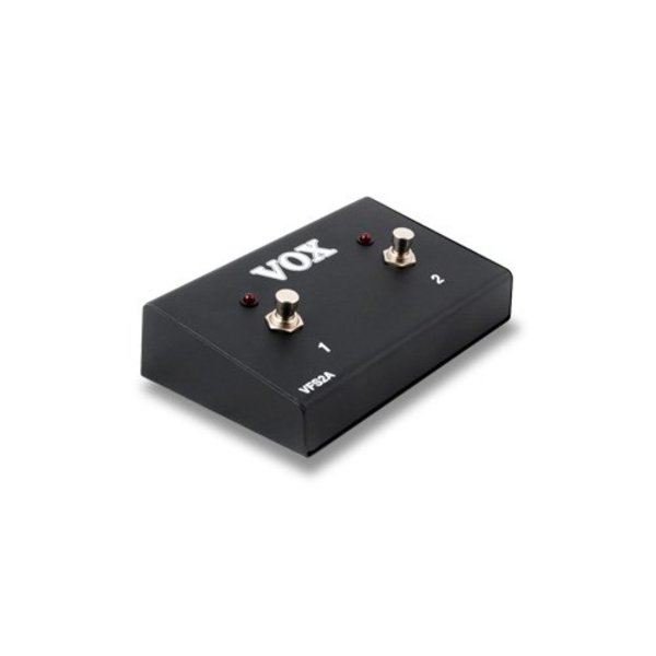 Vox VOX VFS2A 2 Button Footswitch for AC Amplifiers