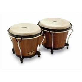 LP CP Traditional Bongo-Dark Wood
